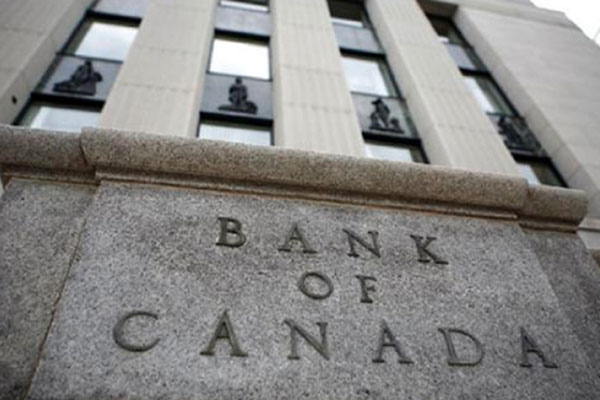 Bank Of Canada Report