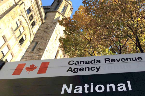 Canadians who owe the tax man are getting another reprieve because of COVID-19